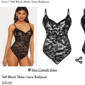 Zara Sexy Bodysuit